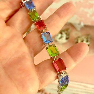 Jewelry - Multi gemstone bracelet